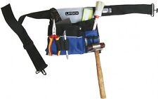 UPIXX Werkzeuggürtel Werkzeug Gürtel-Tasche Dachdecker, Elektriker, Handwerker