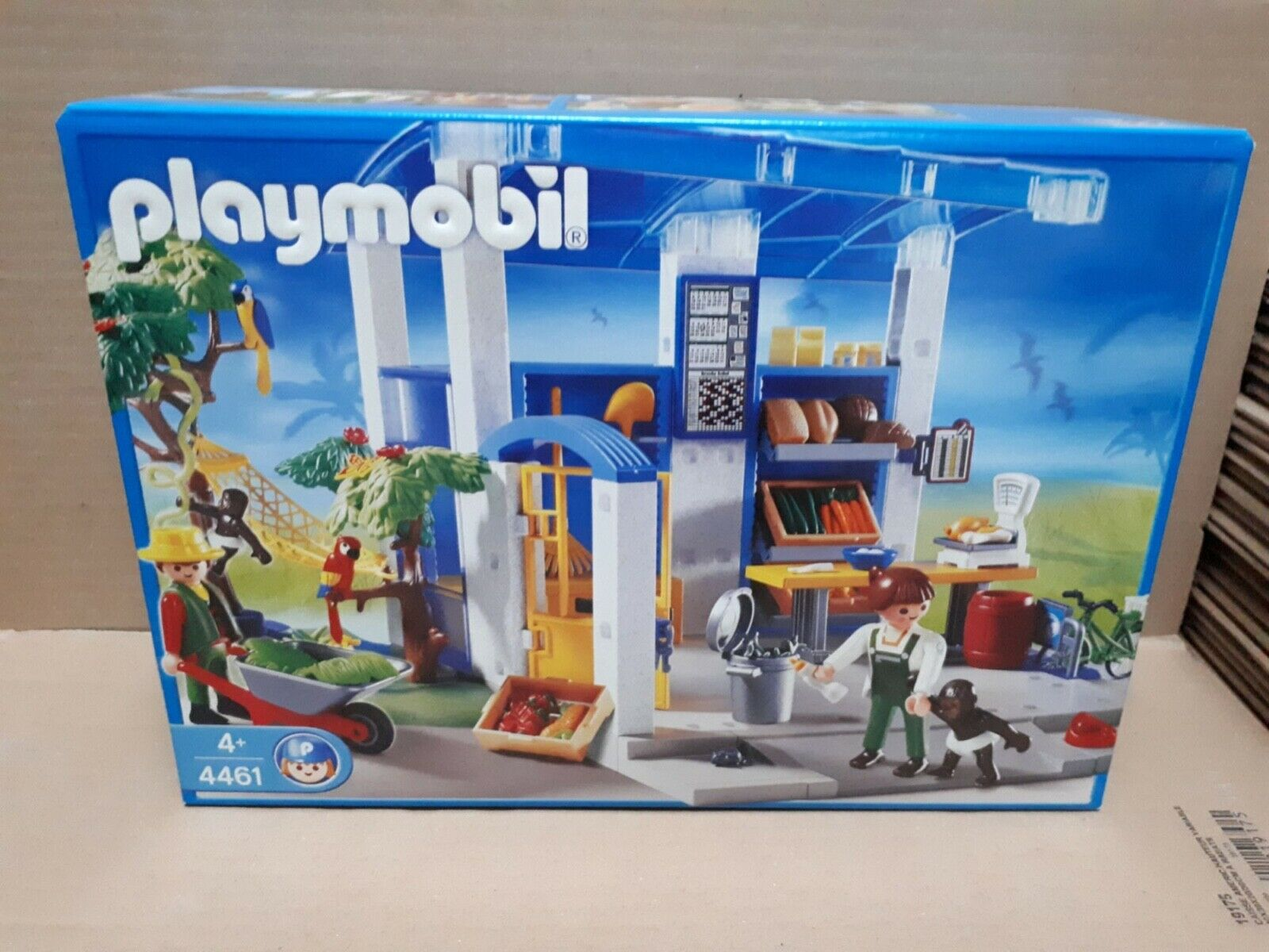 Playmobil 4461 Local Stockage Aliments NEUF et SCELLE