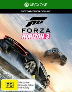 FORZA-HORIZON-3-XBOX-One-FREE-POST-VERY-GOOD