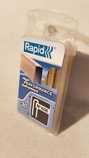 Tacker  Klammern  Rapid  4/ 30 mm  600Stück  Typ C/606  für Novus 171