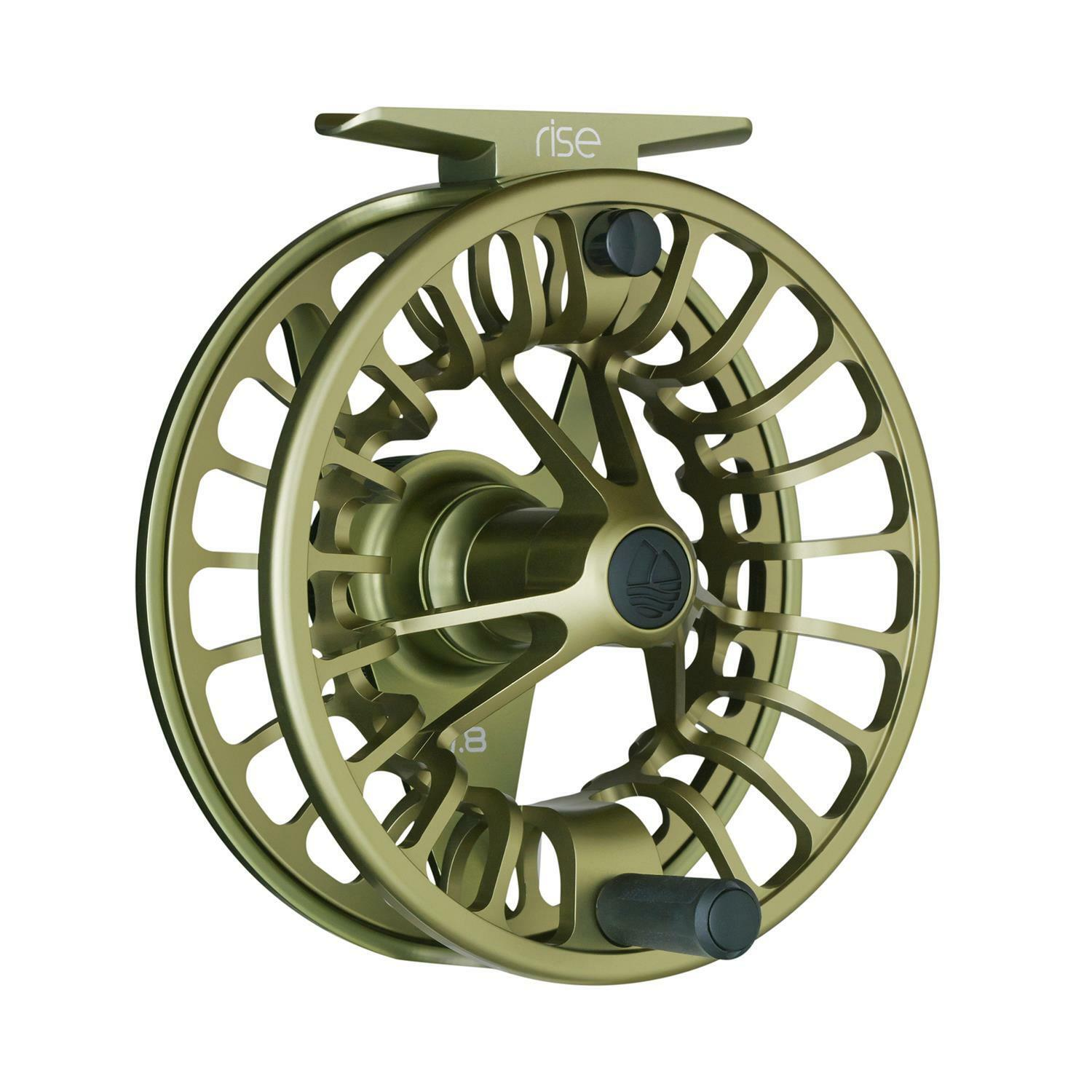 NEW REDINGTON RISE III 3 4 WEIGHT OLIVE  FLY FISHING REEL + FREE US SHIPPING  outlet online store