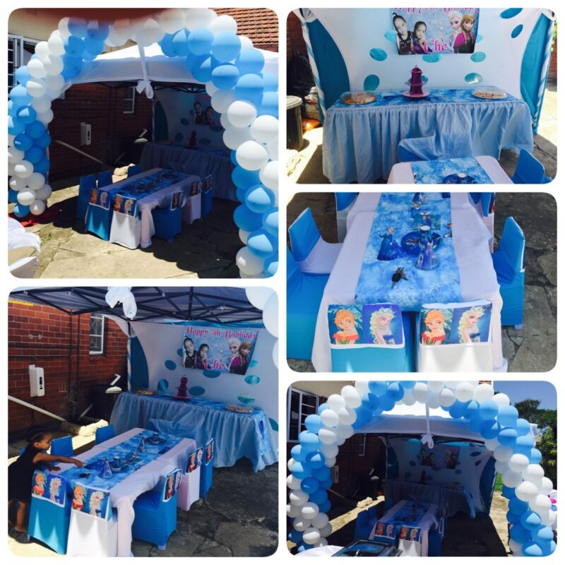 Frozen Themed Party Decor For Hire City Centre Gumtree