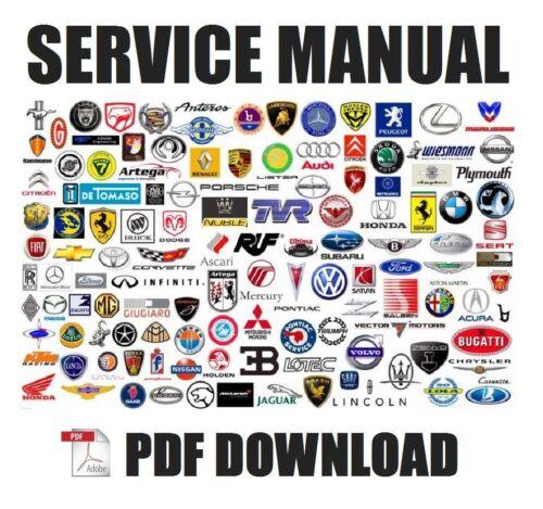 PDF CITROEN C3 Picasso Workshop Service Repair Manual 2009 TO 2017
