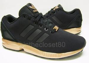 Adidas Zx Flux Black Metallic