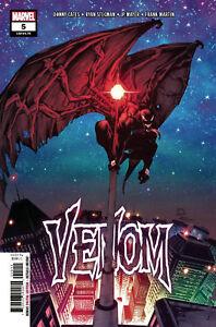 VENOM-5-RYAN-STEGMAN-1st-PRINT-NM-or-better-Marvel-Comics-Knull