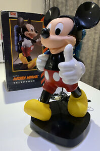 Brand-New-Vintage-RARE-Mickey-Mouse-Telephone