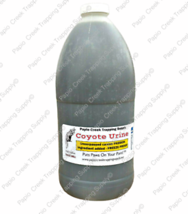 Coyote-Passion-Urine-Trapping-Trapper-Trappers-Scent-Urines-Coyotes-Half-Gallon