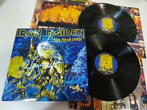 Iron-Maiden-Live-After-Death-2014-Doble-2-x-LP-Vinilo-12-034-2T