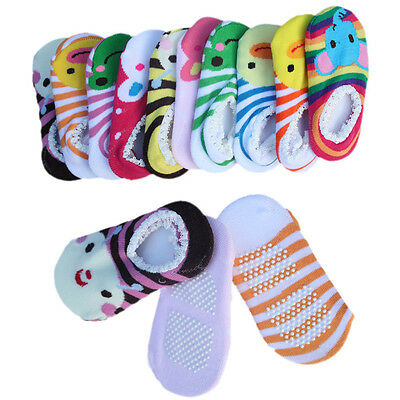 Fine 6-24 Months Cute Unisex Baby Toddler Girl Boy Anti-Slip Socks Shoes Slipper