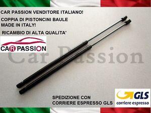 COPPIA MOLLA A GAS COFANO POSTERIORE CLASSE C W204