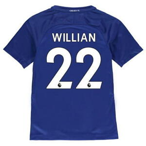 Maillot Domicile Chelsea Willian