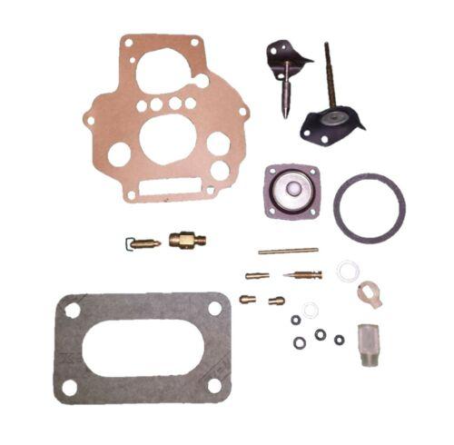 Kit riparazione carburatore Lancia Delta Prisma 1.3 Weber 32 DAT 12//250 15//250
