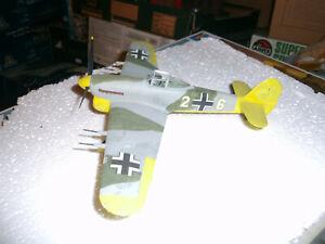 Hasegawa HAWKER TYPHOON Mk . 1b deutsches Beuteflugzeug FERTIG gebaut - Dörverden, Deutschland - Hasegawa HAWKER TYPHOON Mk . 1b deutsches Beuteflugzeug FERTIG gebaut - Dörverden, Deutschland