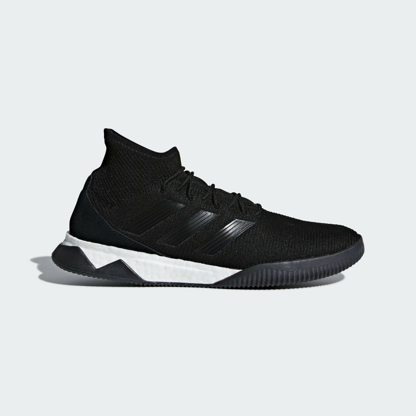 adidas predator tango 18,1 trainer fußball - schuhe größe 8 11 13 schwarz cp9269 ankurbeln