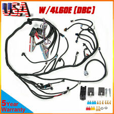 98 03 Gm Ls Swap Vortec Standalone Wiring Harness 48 53 60 With4l60e Ls1 Engine