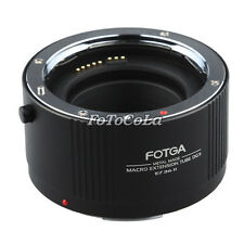 Fotga Metal auto focus macro extension tube 36mm for Canon EF EF-S EF-36 Kenko