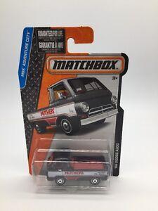 Matchbox-66-Dodge-A100-Pick-Up-Bianco-e-Nero-034-Madri-034-Camion