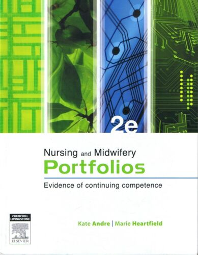 1 of 1 - Nursing And Midwifery Portfolios: Evidence Of Continuing Competence FREE EXPRESS