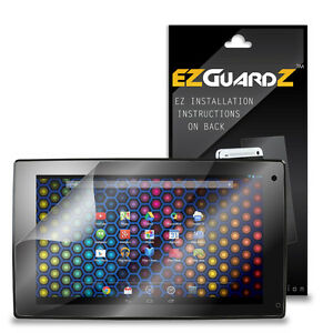 3X-EZguardz-LCD-Screen-Protector-Skin-HD-3X-For-Archos-101-Neon-Ultra-Clear