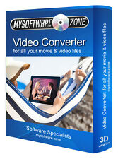 Video File Converter - 1 Click Conversion - WMV to iPad MP4 Android Windows AVI