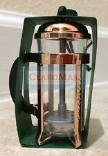 ☀️ New STARBUCKS Copper Coffee Press Ornament 2016 Holiday Collectible Rare
