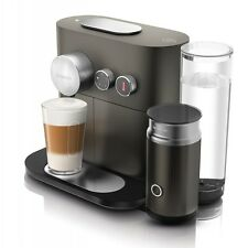 Delonghi EN 355.GAE Anthrazit Nespresso-Automat 19 bar Pumpendruck 2090 Watt