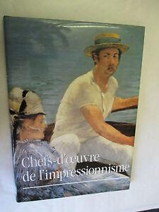 Laurence-Madeline-034-Chefs-d-039-oeuvre-de-l-039-impressionnisme-034-Le-Grand-Livre-du-Mois