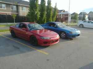 1999 Nissan Silvia s15 Spec R