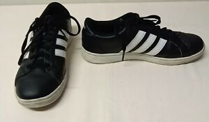 Details about Adidas Neo cloudfoam footbed Men's Sneakers/Trainers Size 7.5 PRE-OWNED AW4407