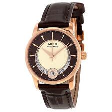 Mido Baroncelli Automatic Ladies Watch M0072073629100