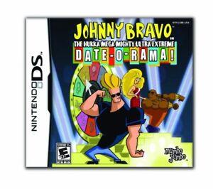 Johnny-Bravo-Date-O-Rama-Nintendo-DS-AA