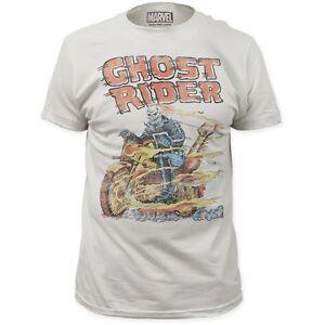 Marvel Men/'s Ghost Rider T-Shirt