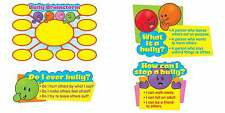 Lets Talk about Bullying Bulletin Board Classroom Display Set