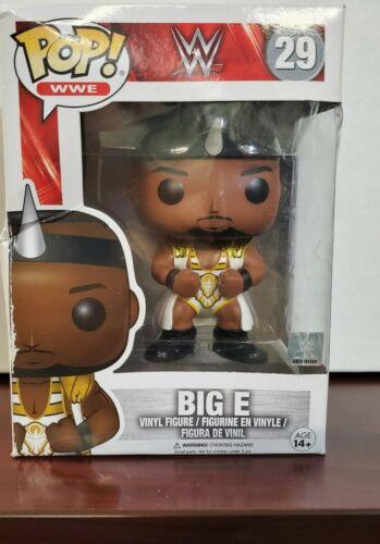 BIB E Vinyl Figure #29 Funko Pop WWE