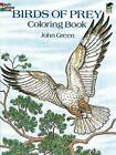 Birds of Prey Coloring Book by John Green (Paperback, 1990)