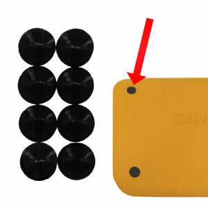 Set of 8 Replacement Rubber Grips Feet for Ti-84 Plus CE Calculator