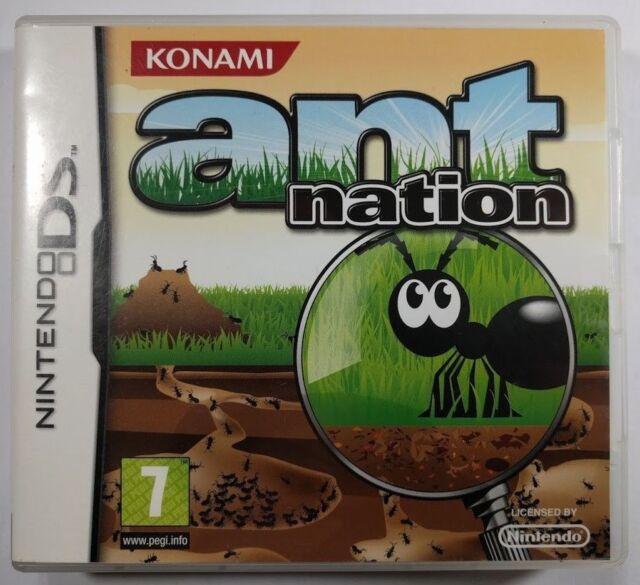 Ant Nation pour Nintendo DS Konami
