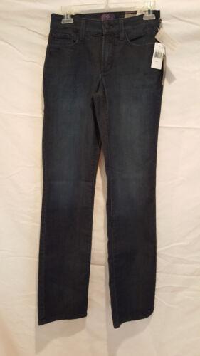 Nydj Nwt Jeans Størrelse Fit Sparkle døtre dine 2 Ikke Slim Original qtTrvt