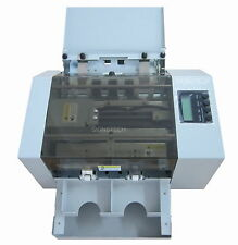 New A4 Automatic Business Card Cutter Slitter,Flyer And Photo Cutting Machine