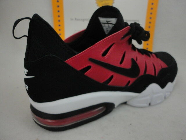 Nike Air Trainer Max '94 Low, Gym Red / Black / White, 880885 600,Comfortable Comfortable and good-looking