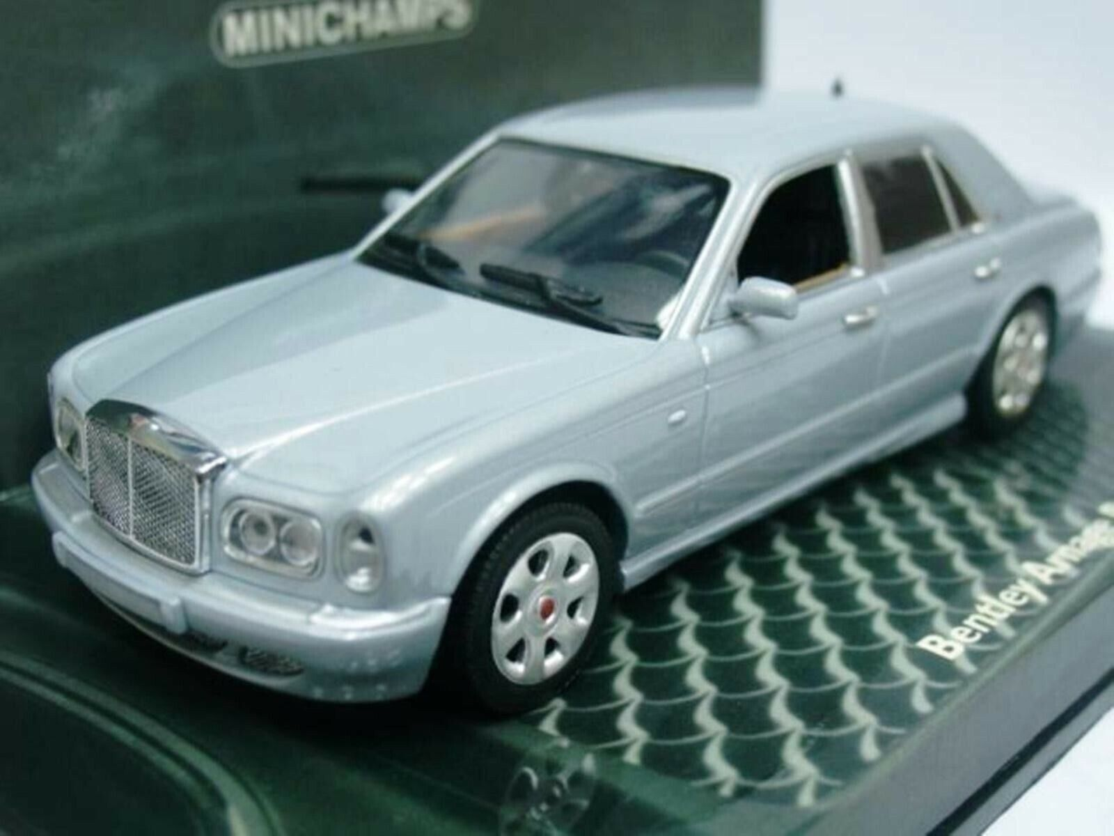 Un raro Bentley arnage R S2 RL 6,75 16 V 2001 iceberg 1  43, mini campeón.