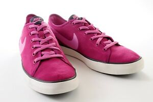 cheap for discount a3400 16f0d Image is loading Nike-Primo-Canvas-Court-Womens-Shoes-Size-9-