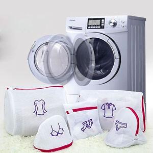 Socks-Bra-Lingerie-Underwear-Laundry-Care-Wash-Washing-Mesh-Bag-Travel-Organizer