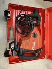 Hilti Te 700 Avr Demolition Hammer With Carrying Case