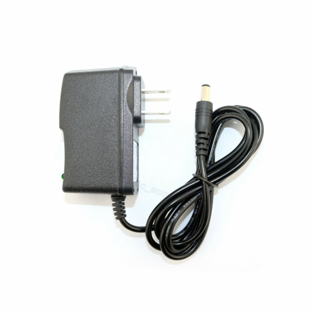 AC Converter Adapter DC 6V 1.5A 1500mA Power Supply Charger 5.5 x 2.1mm US Plug