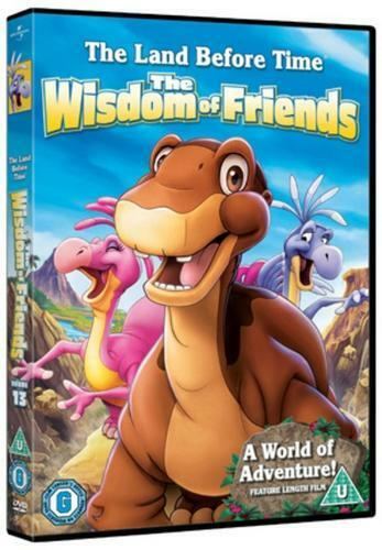 1 of 1 - The Land Before Time 13 - The Wisdom of Friends [DVD]