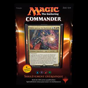 FRENCH-Magic-MTG-2016-Commander-C16-Sealed-Entropic-Uprising-Deck-The-Gathering