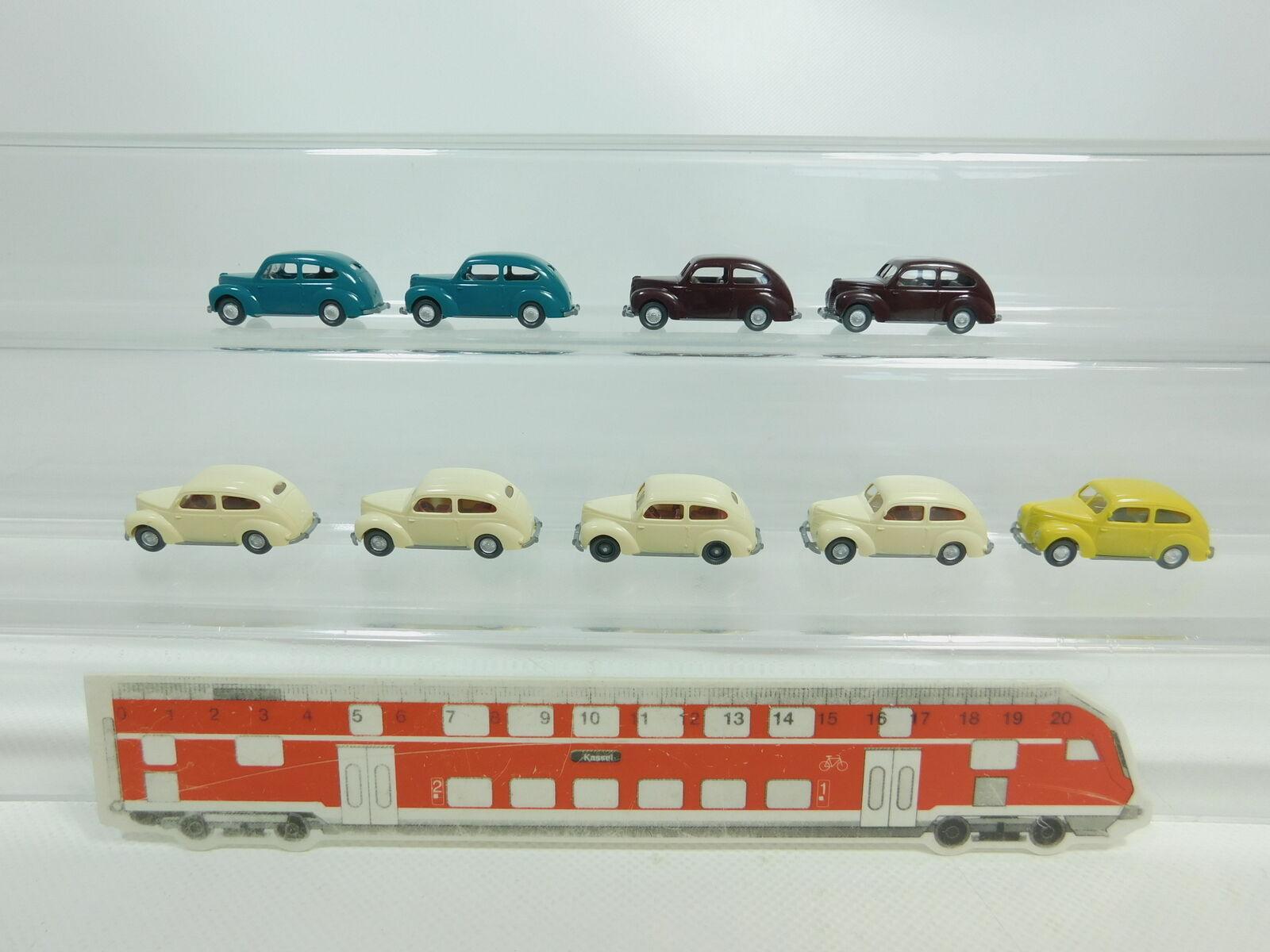 Bk65-0, 5 h0  9x Wiking h0 5 1 87 auto auto automobile Ford Taunus, TOP 2fc03a