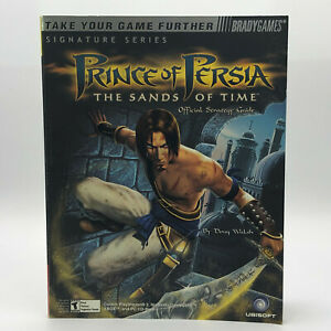 Brady Signature Series Prince Of Persia The Sands Of Time Guide