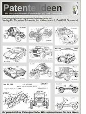 Buggy Go Cart Design Technologie auf 200 Seiten